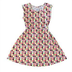 Margie Girls Sleeveless Tank Sundress, L